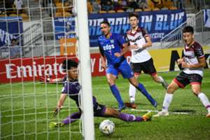 AFC Cup, Kitchee 3:0 won over Hang Yuan FC.