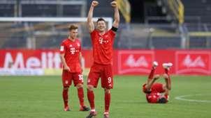 Robert Lewandowski Borussia Dortmund Bayern Munchen 05/26/20