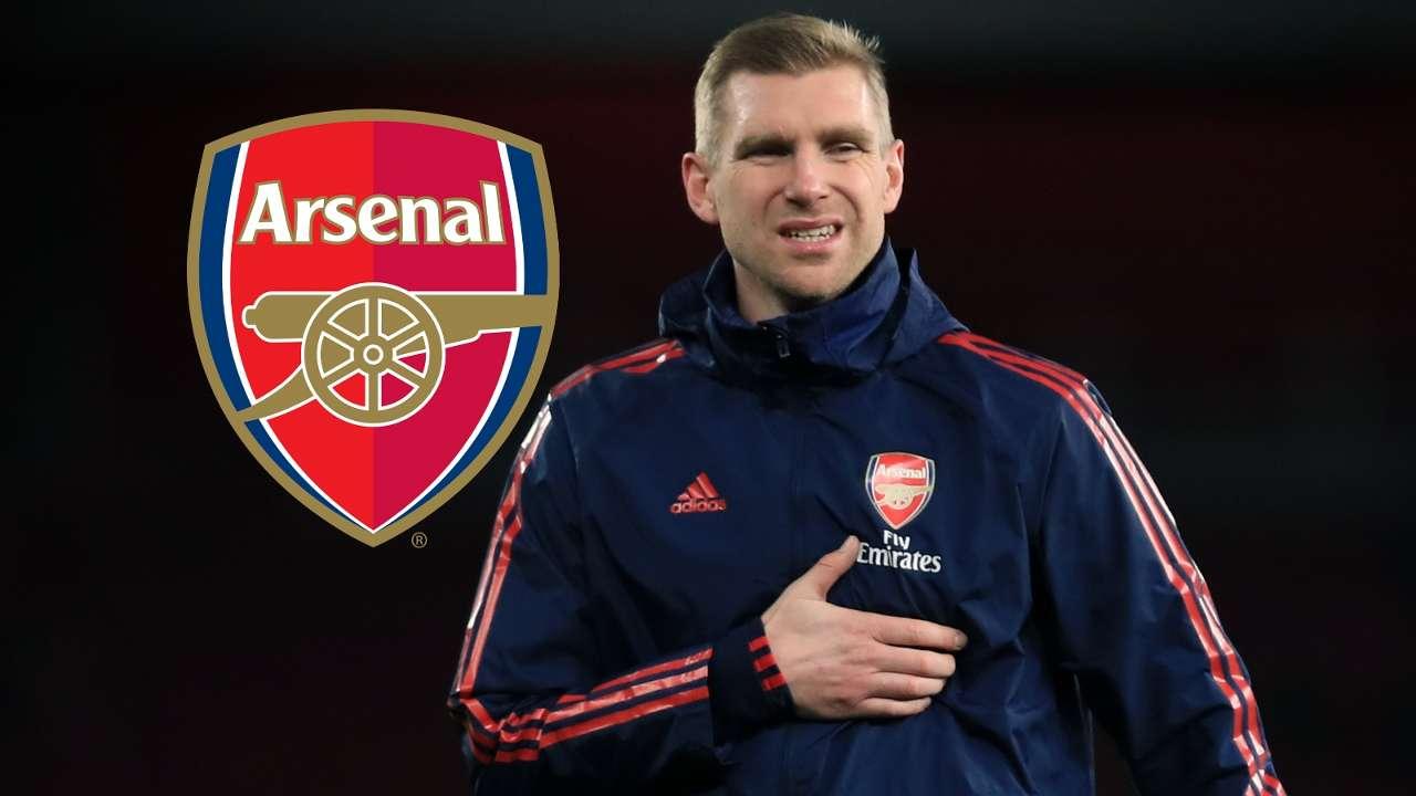 Per Mertesacker Arsenal GFX