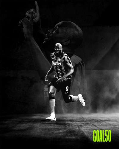 Romelu Lukaku Goal 50