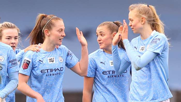 Keira Walsh Manchester City Women 2020-21