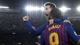 Lionel Messi Luis Suarez Barcelona Liverpool