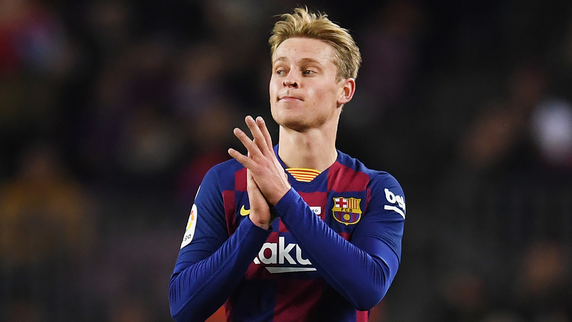 De Jong: I could have done much better in first season at Barcelona