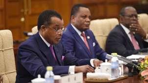Congo President Denis Sassou Nguesso