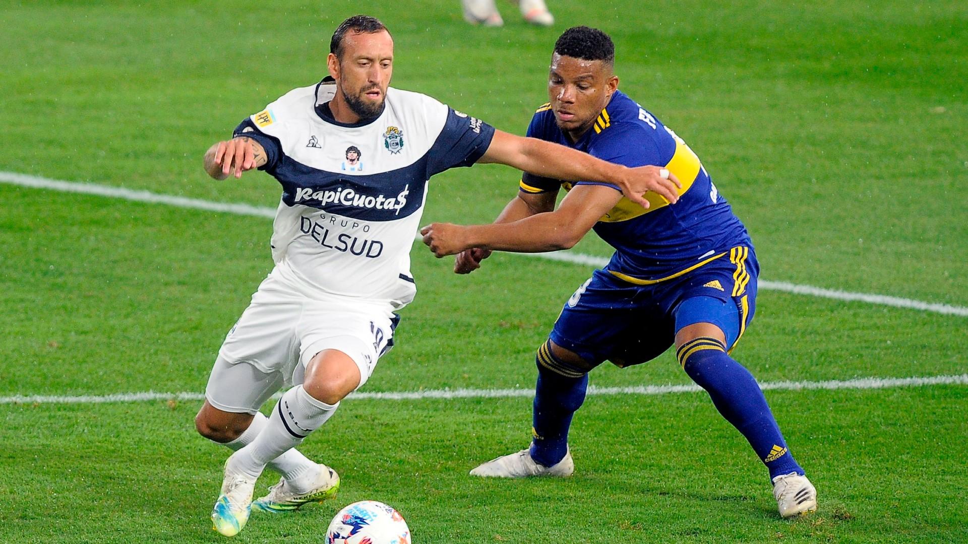 Boca - Gimnasia en vivo por la Copa de la Liga Profesional: partido online,  resultado, formaciones y suplentes | Goal.com