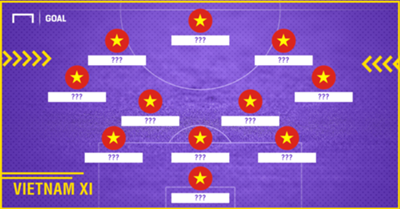 Hidden Vietnam XI Asian Cup