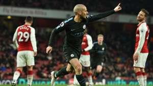 2018-03-02 David Silva Manchester City
