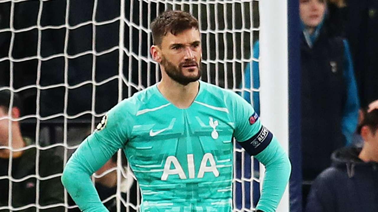 Hugo Lloris Tottenham 2019-20