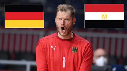 Handball live: Deutschland vs. Ägypten heute im TV und LIVE-STREAM sehen - die Übertragung des Olympia-Viertelfinales | Goal.com