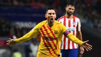 Messi barcelona Atletico 2019