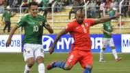 Jhasmani Campos & Arturo Vidal - Bolivia v Chile