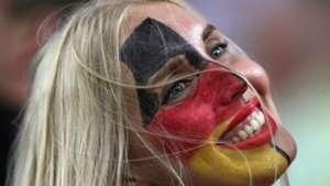美女サポワールドカップ_ドイツvsスウェーデン_ドイツ2