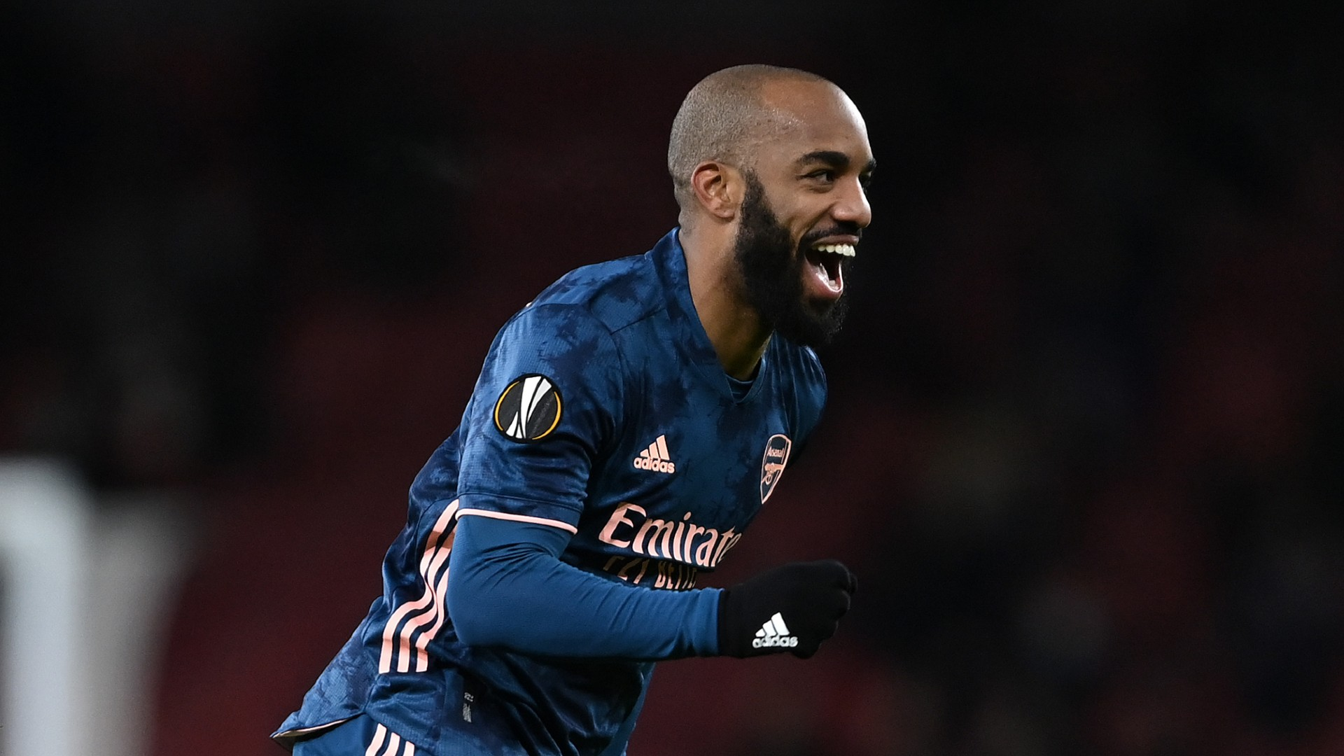 Lacazette and Arsenal give returning fans a show as Gunners warm up for Spurs in style