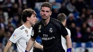 Luca Zidane Real Madrid vs Huesca La Liga 2018-19