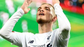 Harvey Elliott Liverpool 2019-20