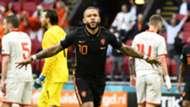 Memphis Depay Netherlands away Euro 2020
