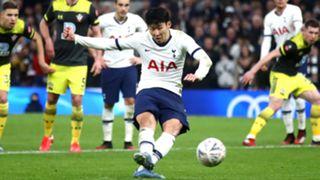 Heung-min Son, Tottenham vs Southampton