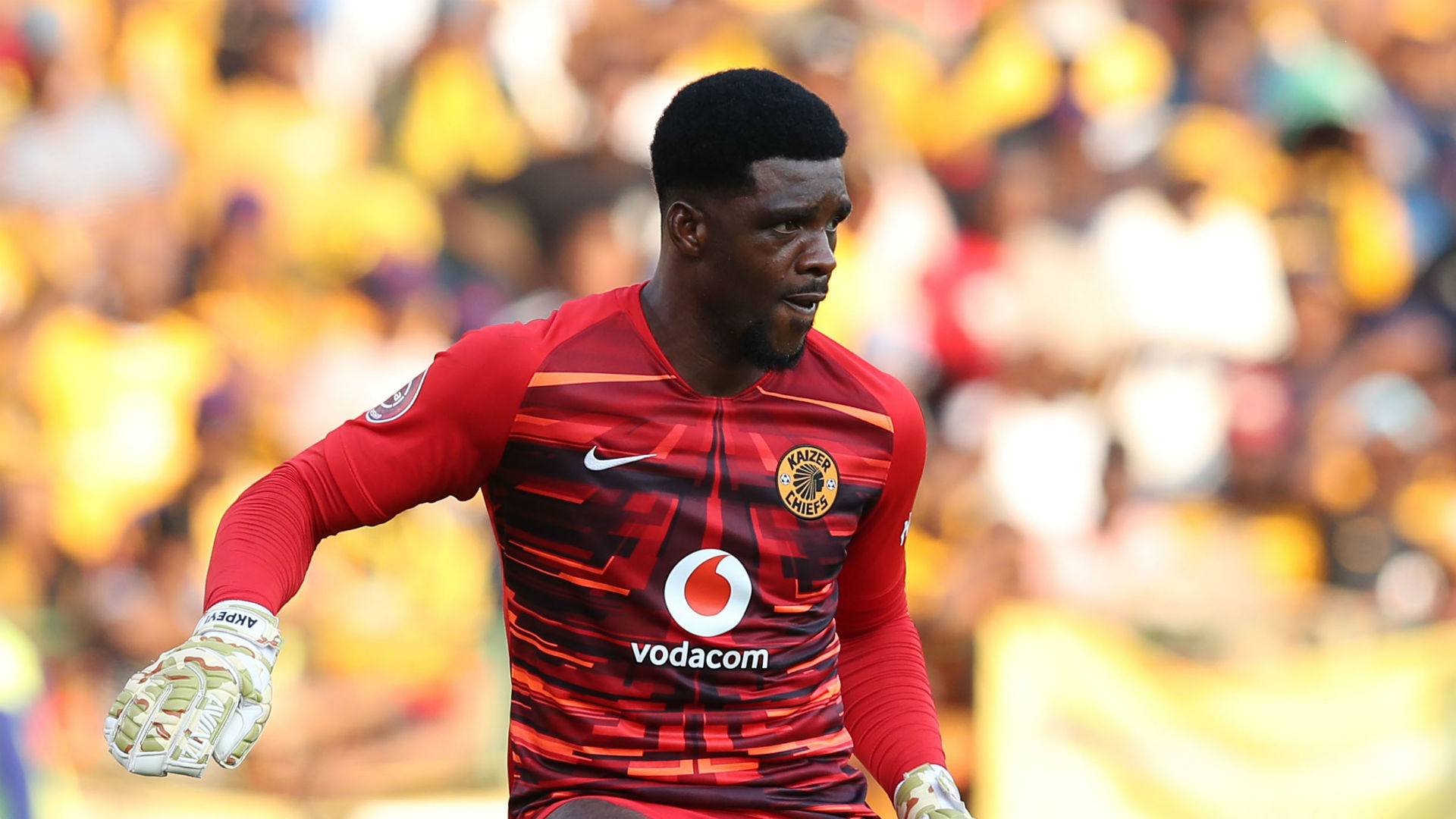 Kaizer Chiefs' Akpeyi named Nigerian Goalkeeper of the Year