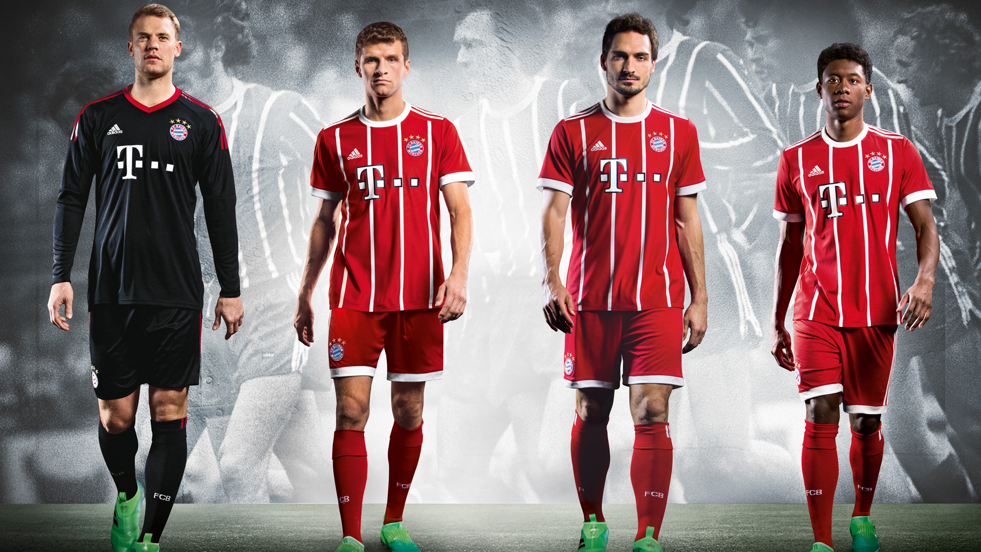 The New 2017 18 Kits Of The Biggest And Best Clubs In The