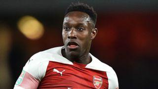Danny Welbeck Arsenal 2018-19