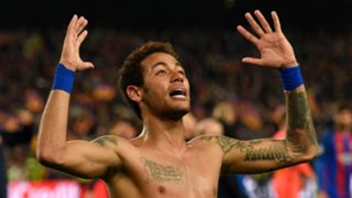 Neymar, Barcelona, Champions League 2017