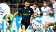 Brozovic Inter Sampdoria Serie A