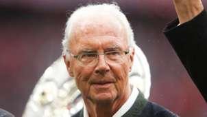 Franz Beckenbauer FC Bayern
