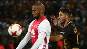 Nathan Paulse and Daniel Cardoso - Ajax Cape Town v Kaizer Chiefs 25022017