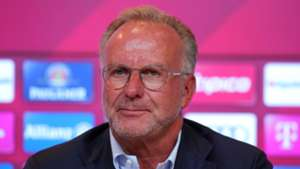 Karl-Heinz Rummenigge FC Bayern München 0719