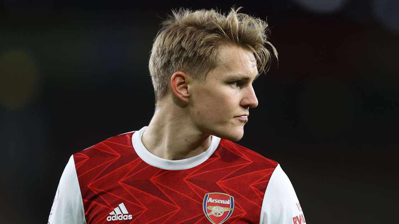 Martin Odegaard, Arsenal 2020-21