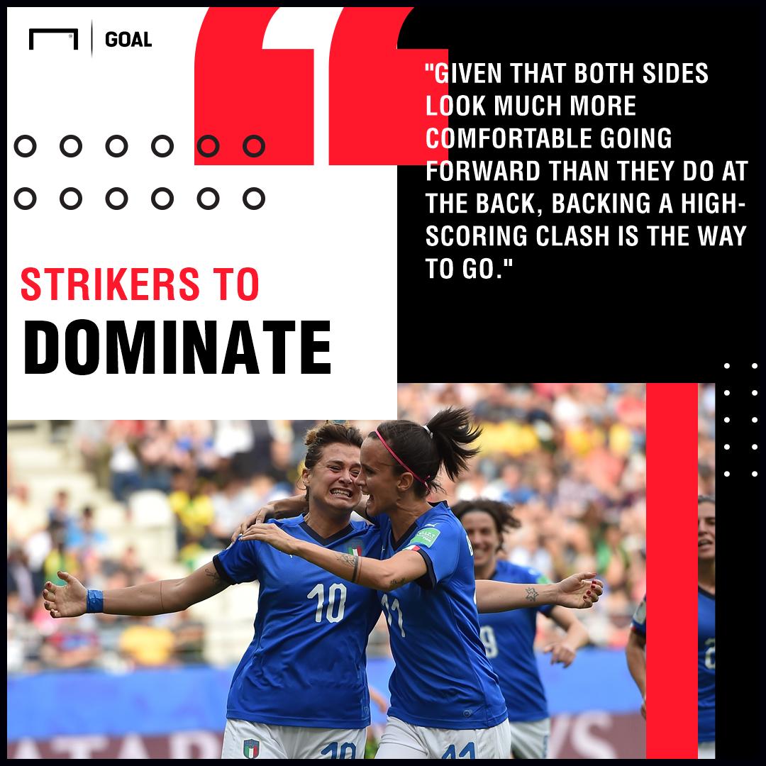 Brazil italy betting preview goal sampdoria vs fiorentina betting expert foot