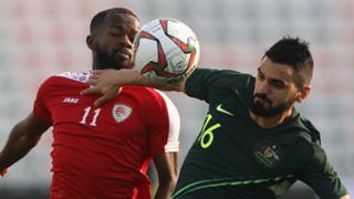 Socceroos v Oman