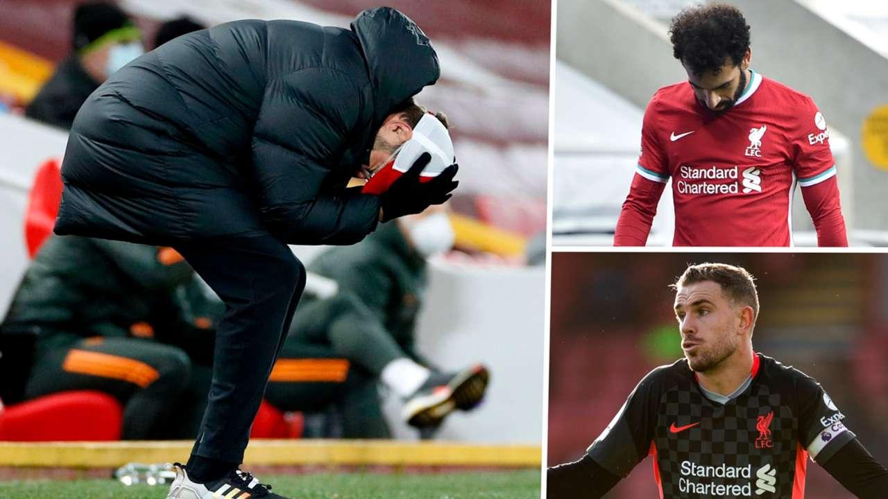 Klopp Salah Henderson Liverpool GFX