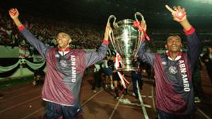 Ajax 1995 Champions League winners