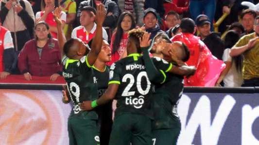 ¿A qué hora es y en qué canal dan Atlético Nacional vs. Santa Fe? | Goal.com