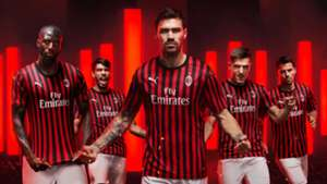 AC Milan home kit 2019-20