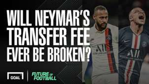 Future of Football Neymar transfer fee