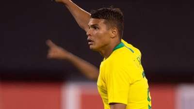 Thiago Silva USA Brazil Friendly 07092018
