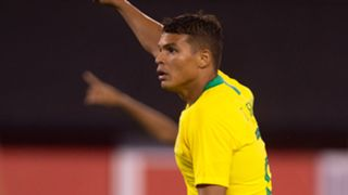 Thiago Silva USA Brazil Friendly 07092018