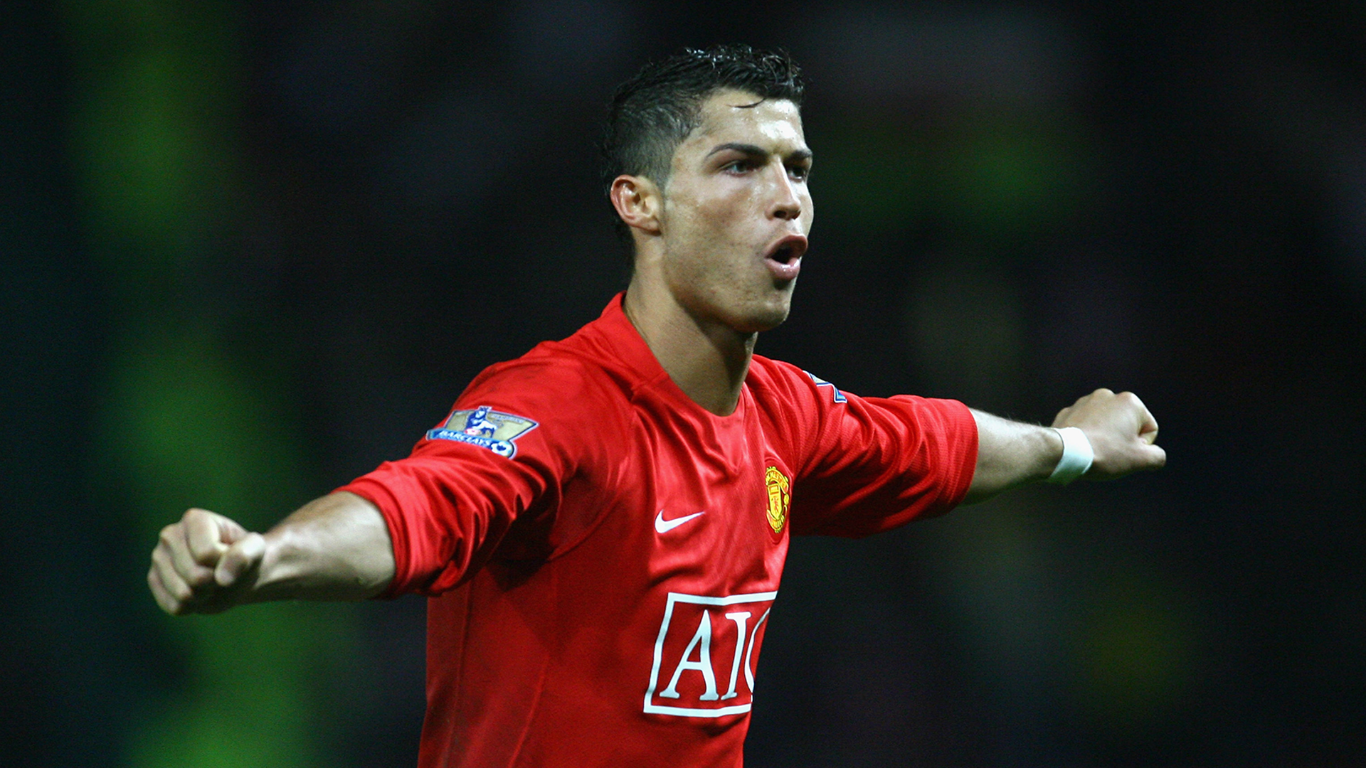 Did Cristiano Ronaldo captain Manchester United?