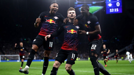 El resumen del Tottenham 0-1 Leipzig de la Champions League: videos, goles y estadísticas | Goal.com