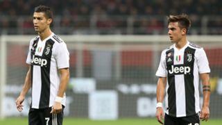 Dybala Cristiano Ronaldo Juventus