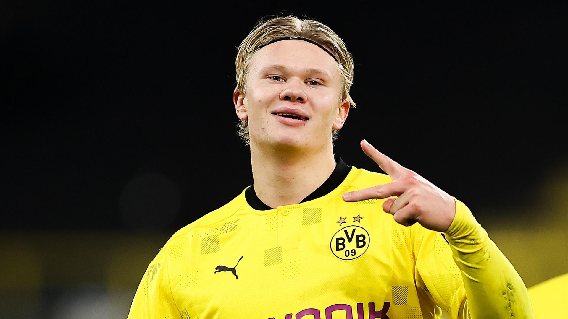 Haaland fit to return after Bundesliga Christmas break, confirms Dortmund chief Zorc