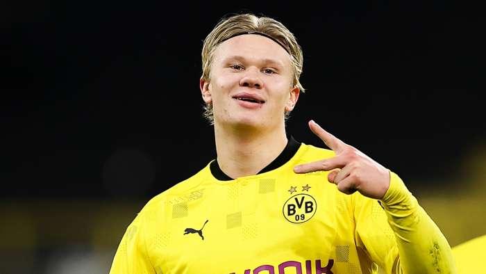 2020-11-25 Haaland Dortmund
