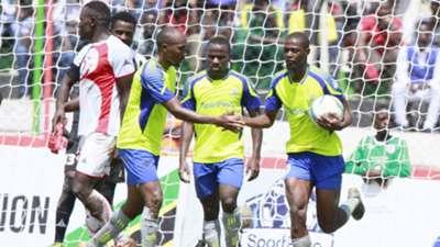 Kakamega Homeboyz v Singida United