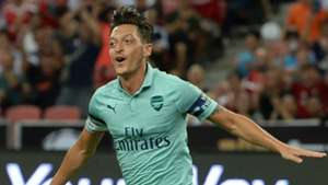 Mesut Ozil Arsenal 2018 ICC