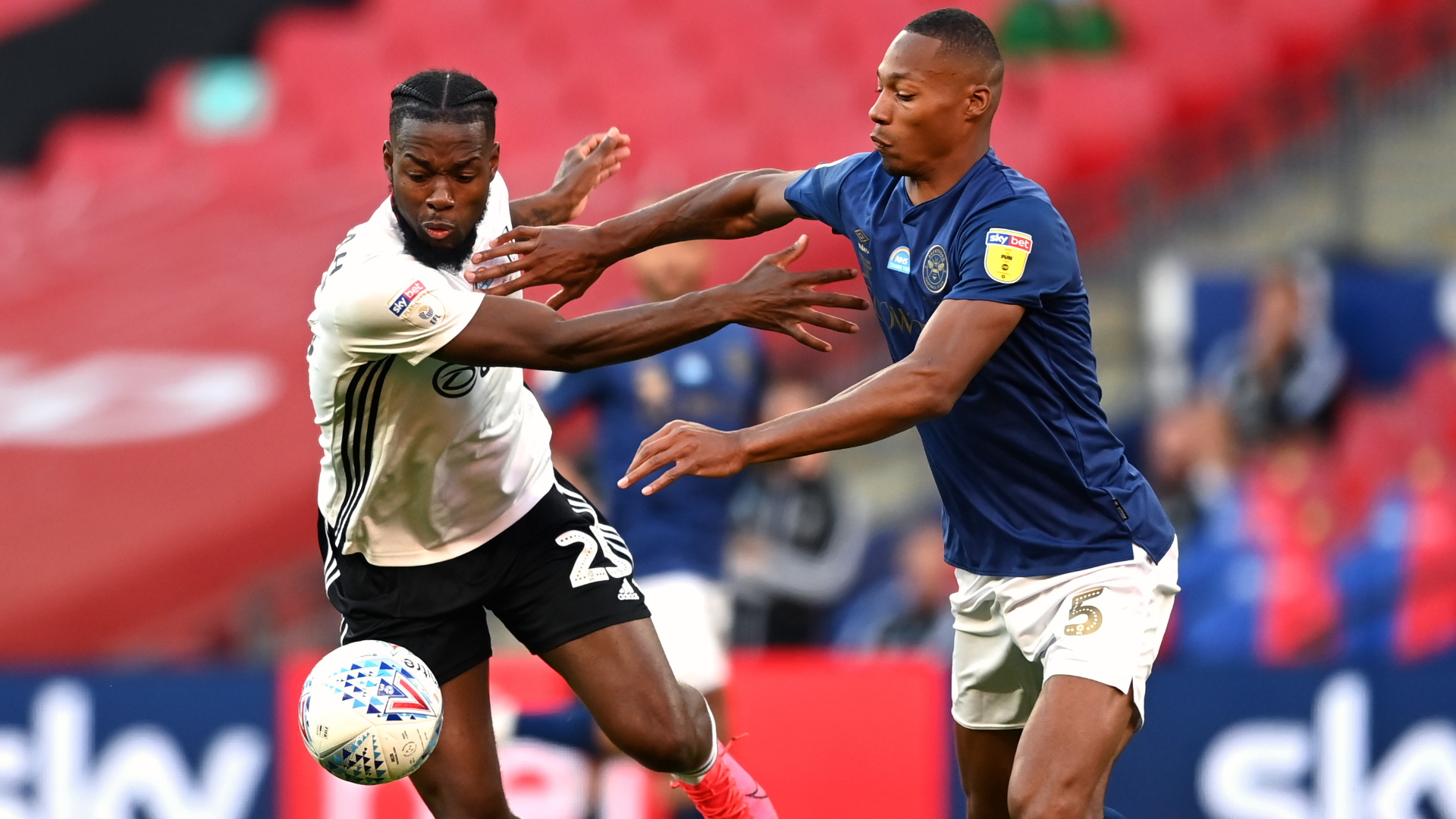 Onomah: Fulham midfielder looks forward to first Premier League clash against Arsenal