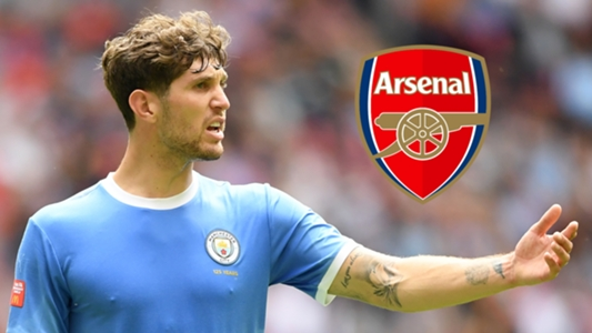 'No truth at all' - Arteta rubbishes Arsenal links with Man City centre-back Stones