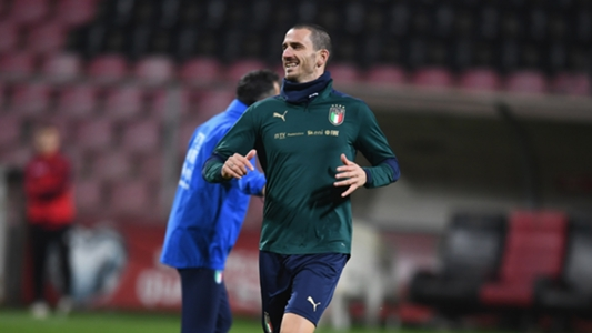 Bonucci: Italy not at same level as Europe's best