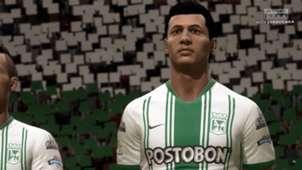 FIFA 20 Atlético Nacional Liga BetPlay